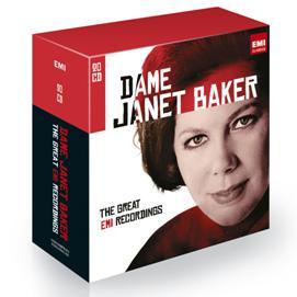 Janet Baker box